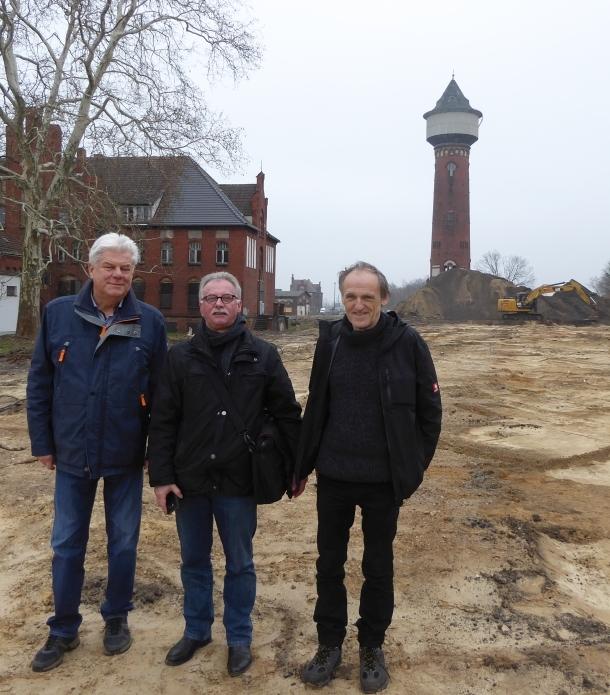 Besuch Harald Moritz - MdA