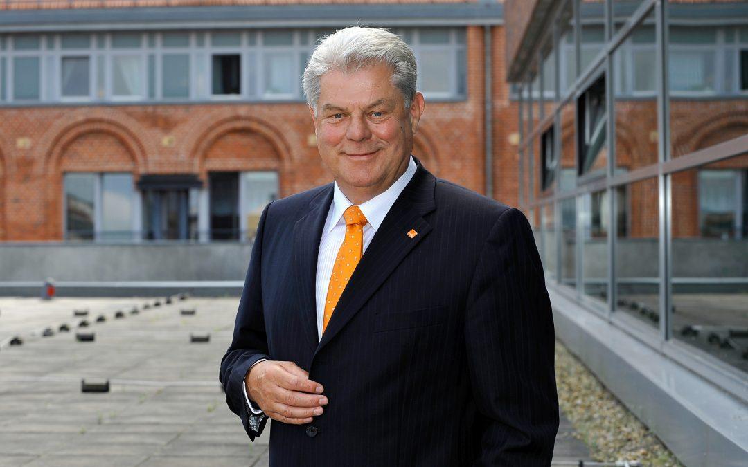 Verabschiedung Günther Alsdorf